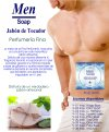 3.- Men Soap jabón Perfumeria Fina